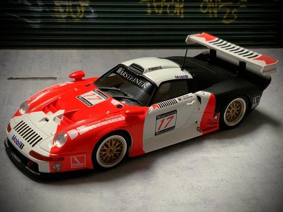RS0091 - Porsche 911 GT1 LM
