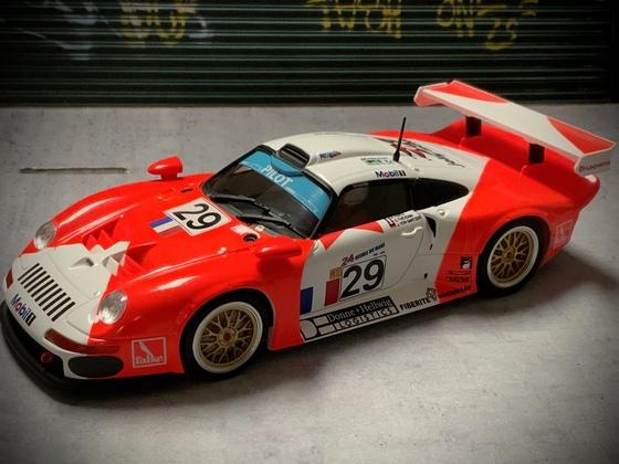 RS0090 - Porsche 911 GT1 LM