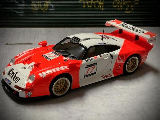 RS0089 - Porsche 911 GT1 LM