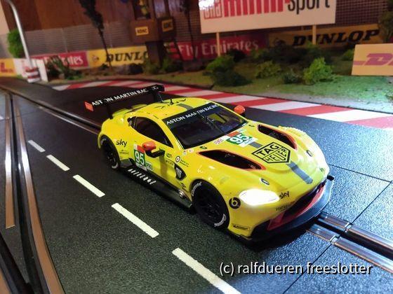 Aston Martin Vantage GTE