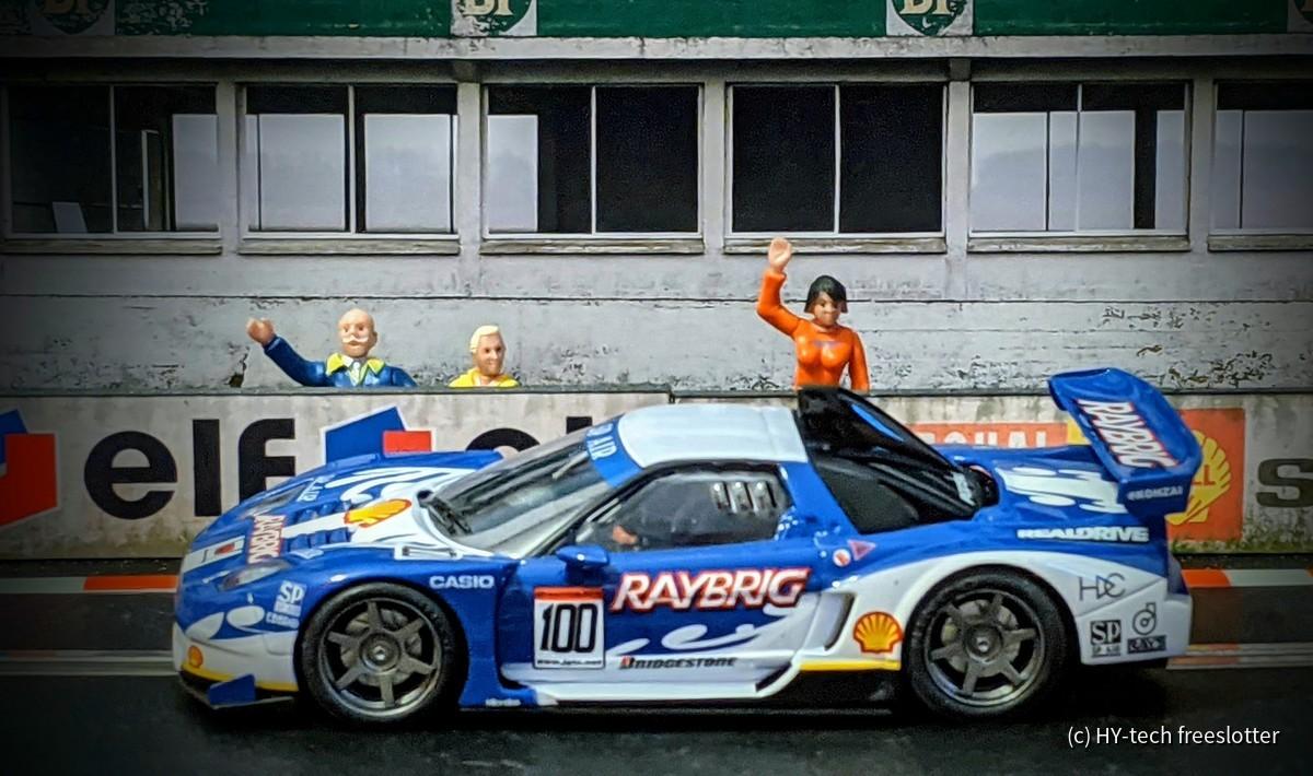 Ninco Honda NSX 'Raybrig' #100
