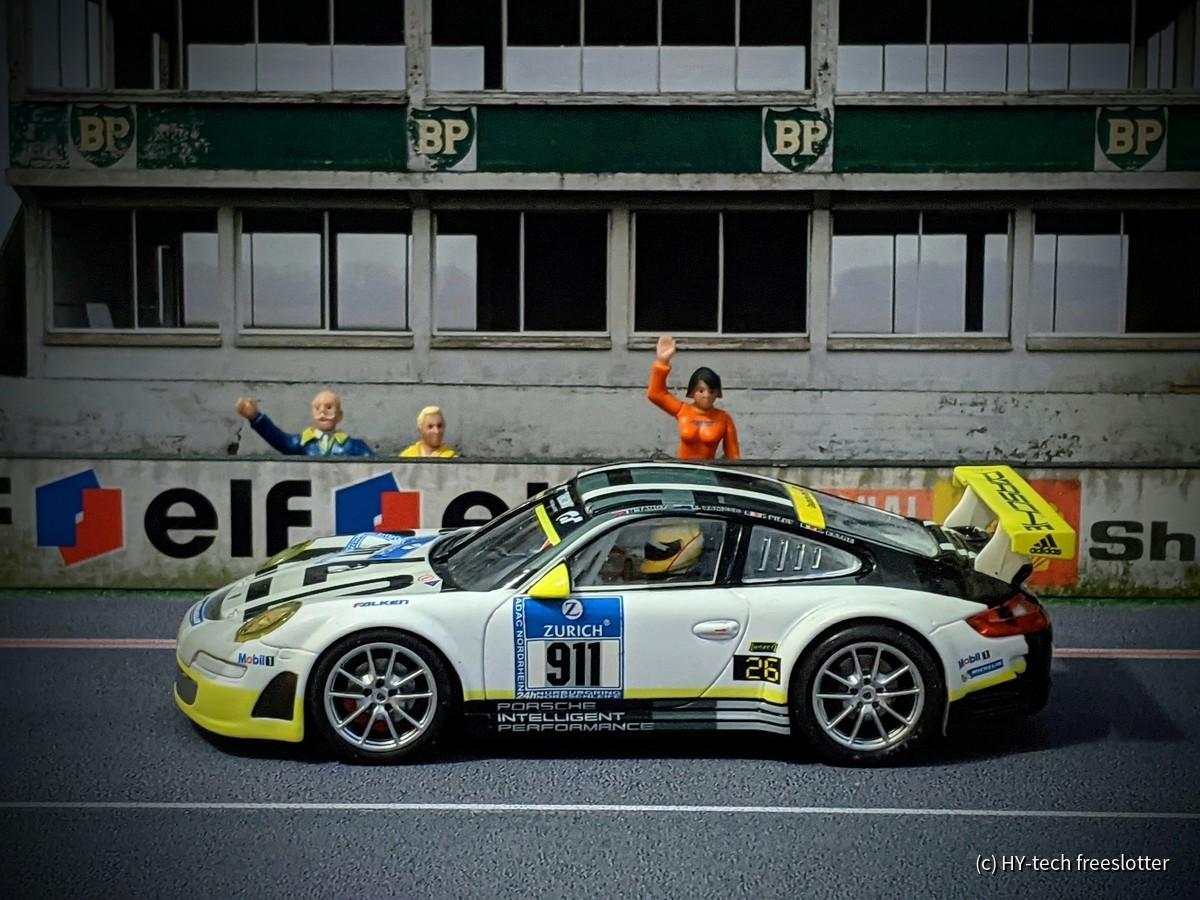 Carrera Evo Porsche 911 RSR 'Manthey'#911