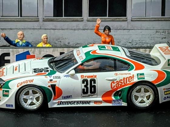 RevoSlot Toyota Supra 'Castrol' #36
