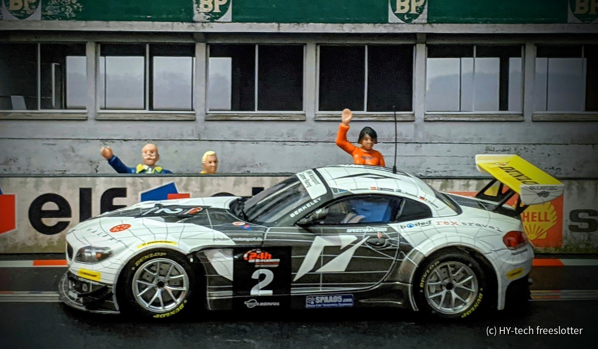 Scaleauto BMW Z4 GT3 #2