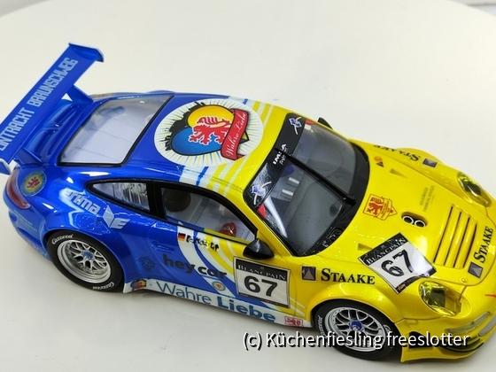 Porsche....Carrera Digital 124