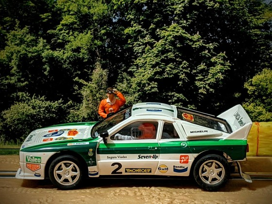 SCX Lancia 037 'Seven-Up' #2