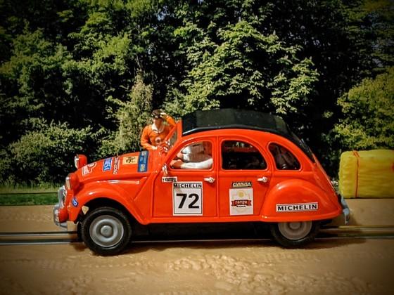 Pink-Kar Citroën 2CV6 Rallye #72