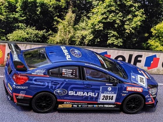 Policar Subaru WRX STI 1/32 #2014