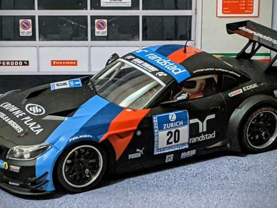 Scaleauto 1/24 BMW Z4 GT3 #20