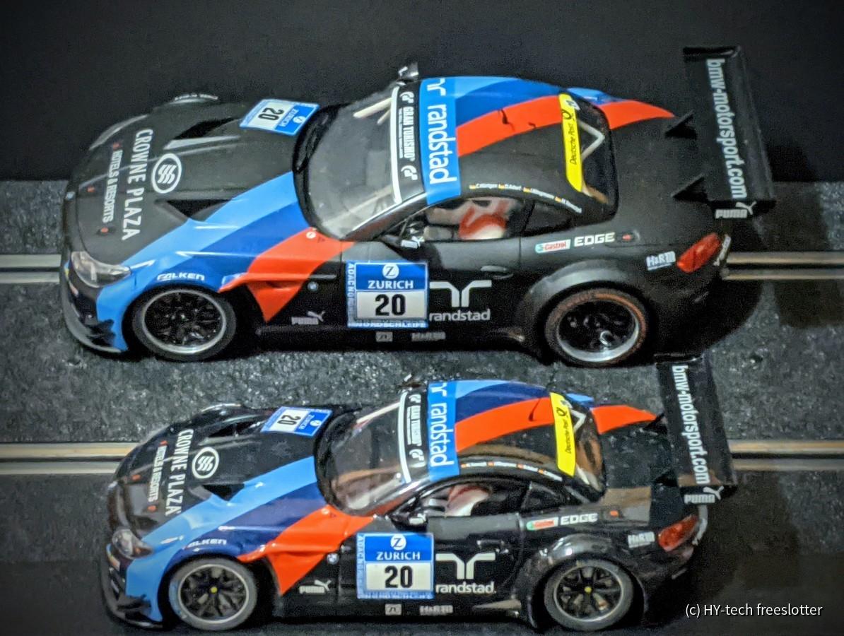 Scaleauto 1/24 und 1/32 BMW Z4 GT3 #20