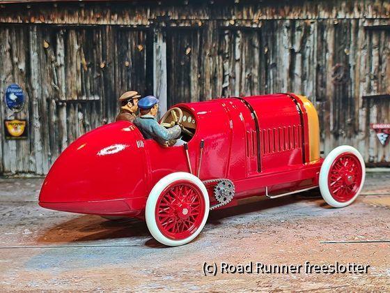 Ingap, Fiat S76 (300HP), Brooklands 1911, Pietro Bordino