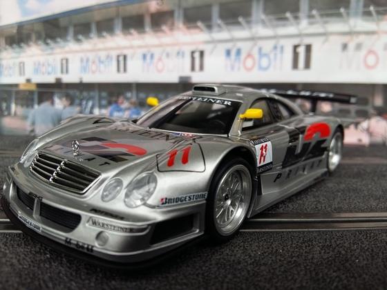 Revoslot Mercedes CLK GTR #11