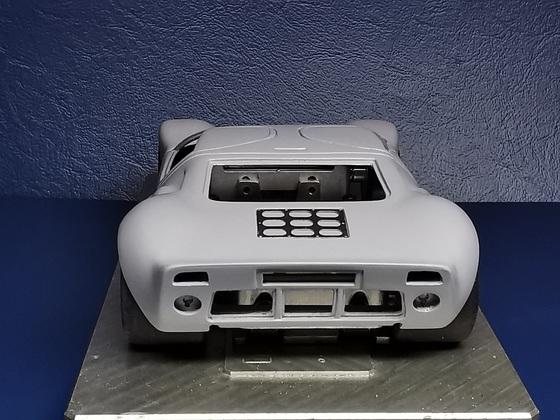 News 2021 - Ford GT40 1968, Mastermodel by LMK