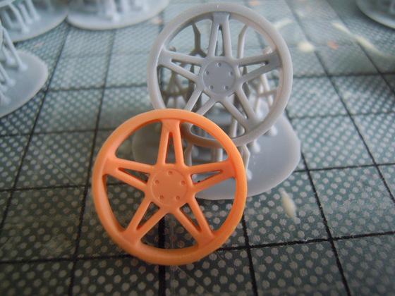 Vergleich-Orange Druckservice-Grau selbst gedruckt