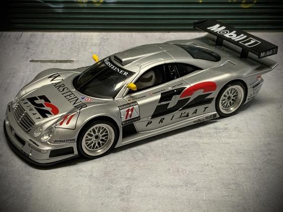 RS0094 - Mercedes CLK GTR