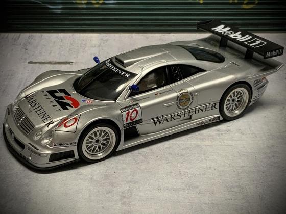 RS0093 - Mercedes CLK GTR