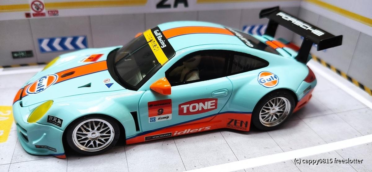 Limited Edition Porsche 997