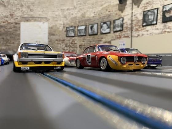 BRM Classic Meeting Cars