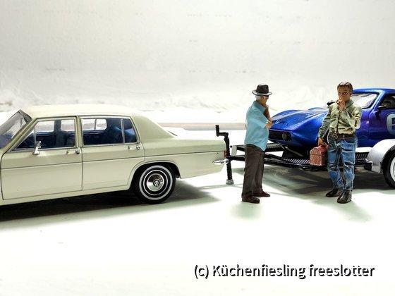 Opel GT 1:24 Gfk