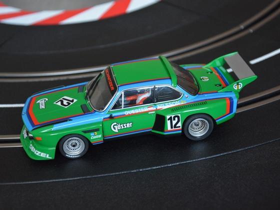 BMW 3.5 CSL Gösser No12