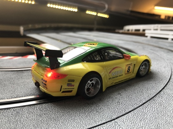 NSR_Porsche GTR3_Bremsmanöver