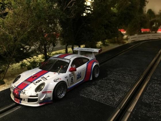 Porsche GT3_NSR_Radstand grenzwertig