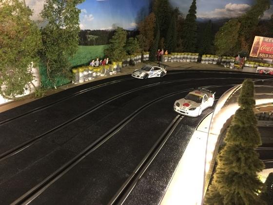 """Bergstrasse mit Porsche GT3 & dem """"Amerikaner"""""""