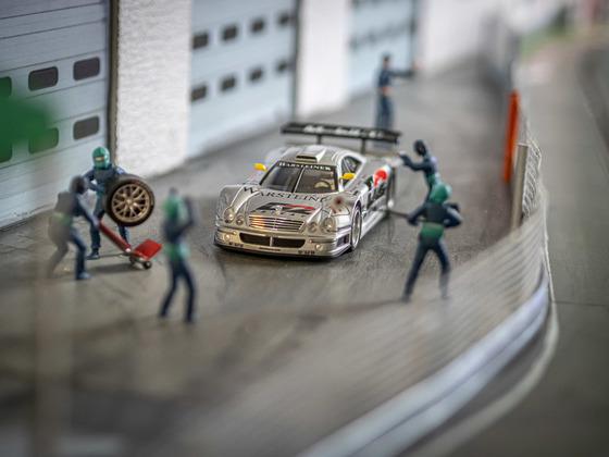 Mercedes-Benz CLK GTR-2