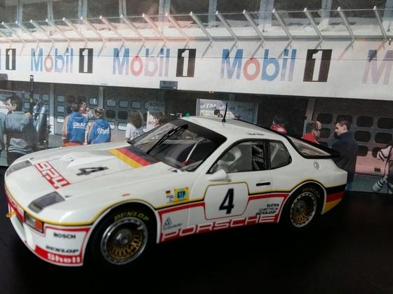 Falcon Slot Porsche