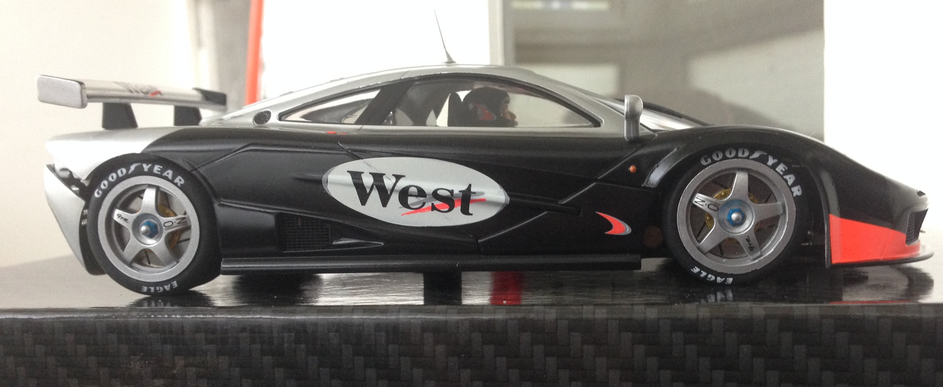 McLaren F1 GTR West BRM035 1 Gallery freeslotter
