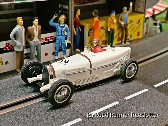 Pink Kar Bugatti Type 59, 1933