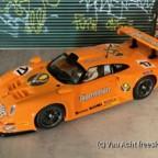 10 - BRM Porsche GT Jaegermeister No_17 (Orange Kit)