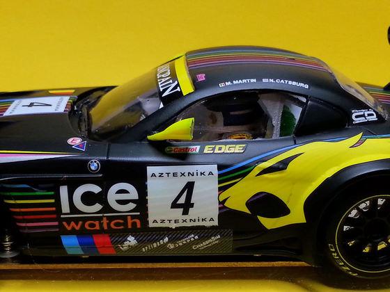 BMW Z4 GT3 ICE