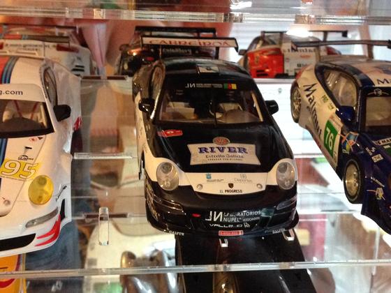 Scaleauto Porsche GT3 RSR