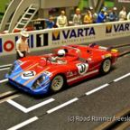 Racer Alfa Romeo T33/3 Coda Lunga, Le Mans 1970