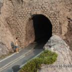 0566 Tunnel unter der Mine