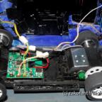 Letzte Ausbauphase des 911-er RSR
