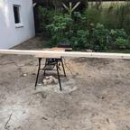 Mach klein das Holz
