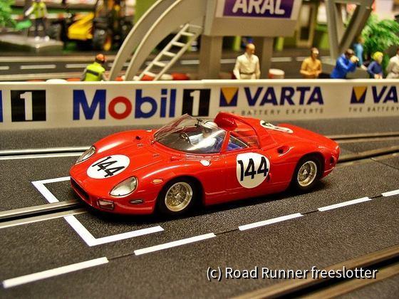Racer Ferrari 275P, Nürburgring 1964