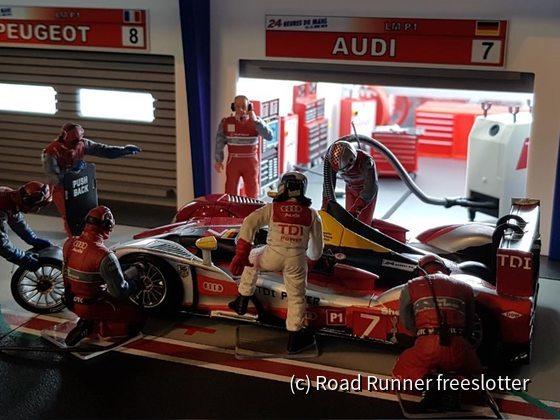 Le Mans Miniatures, Audi R15 TDI, Le Mans 2010