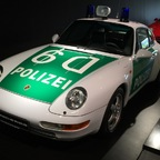 180 Porsche 911 Carrera Coupé Polizei