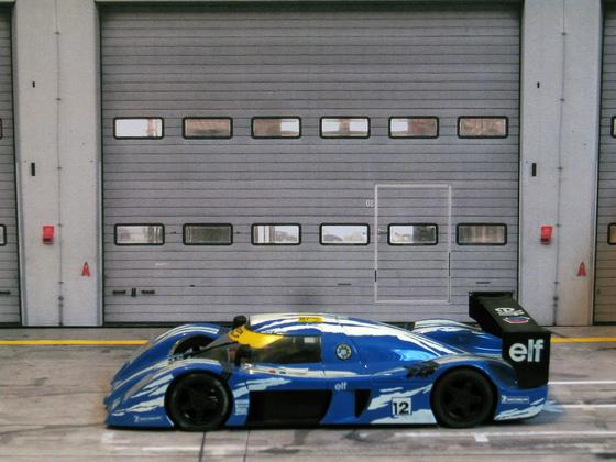 Zwei (etwas gegensätzliche) Neuzugänge auf dem Dillenberg Motorsport Park