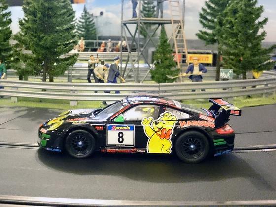 Haribo Porsche