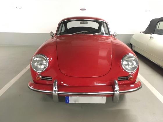 Porsche C 2
