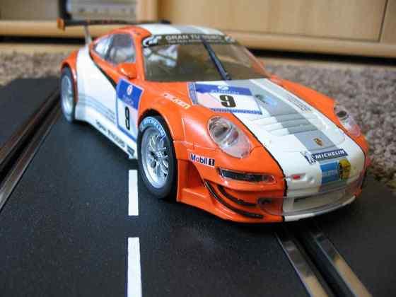 Porsche Hybrid - Manthey Racing - 24h-Nürburg 2011