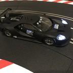 Ford GT Race Car Daytona Test 2916