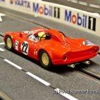Cursa Models, Alfa Romeo 33/2 Periscopica, 1000 km Nürburgring 1967
