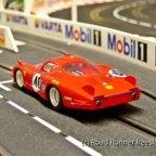 LeMans'68, MMK/TKP Alfa Romeo Tipo 33/2 Coda Lunga