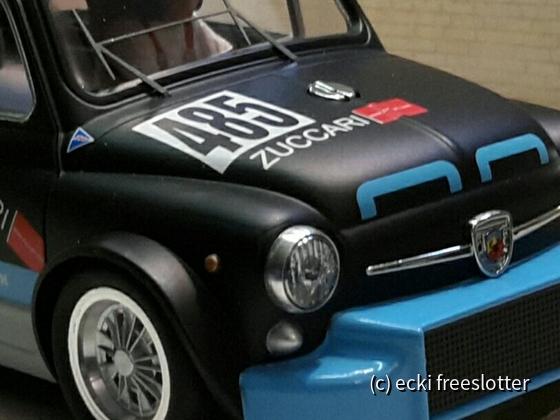 Fiat Abarth Details