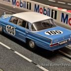 Revell, Mercedes-Benz 300SE, Spa 1969